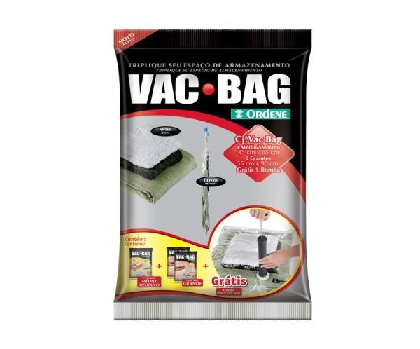 vac bag kit