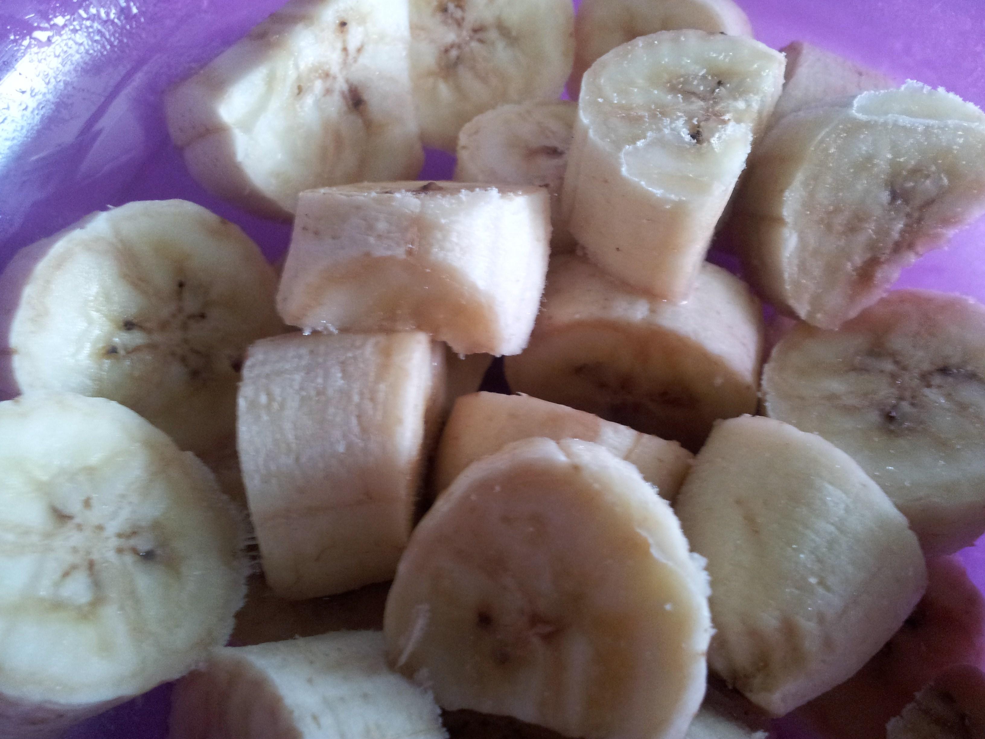 Banana-congelada-pedaços